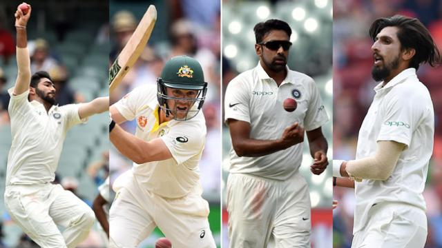 India in strong position in Adelaide Test