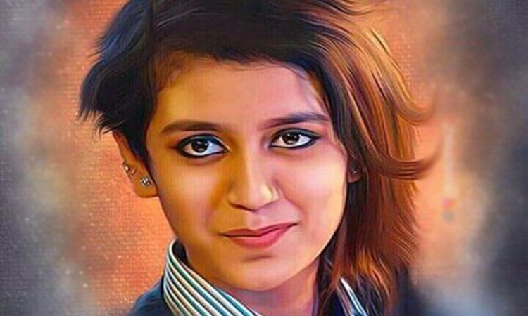 Priya Prakash left Salman and Shahrukh on Google