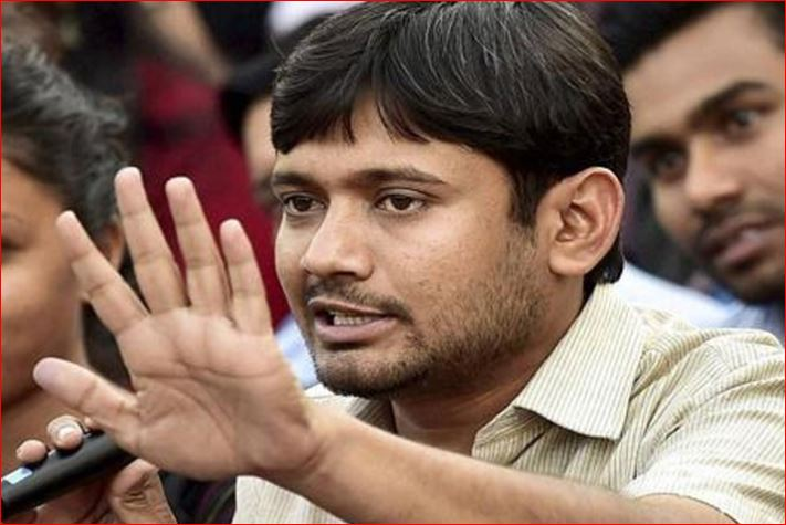 Chargesheet filed against Kanhaiya Kumar in anti-national case