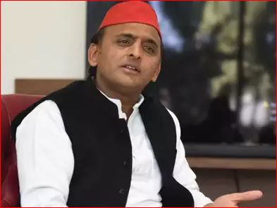 Akhilesh spoke on the alliance, 25-minute meeting has forgotten the 25 year old antagonism
