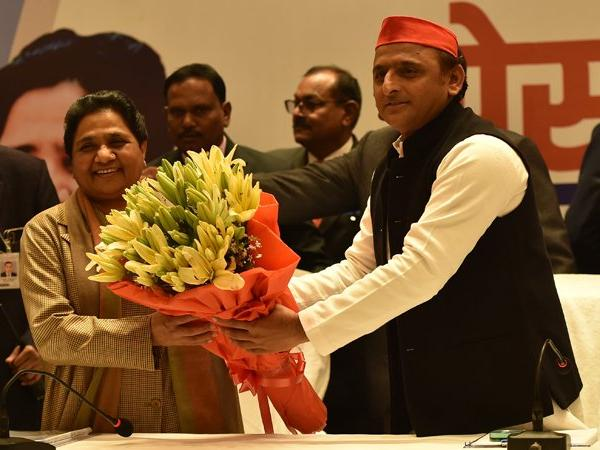 SP-BSP alliance may be overwhelming