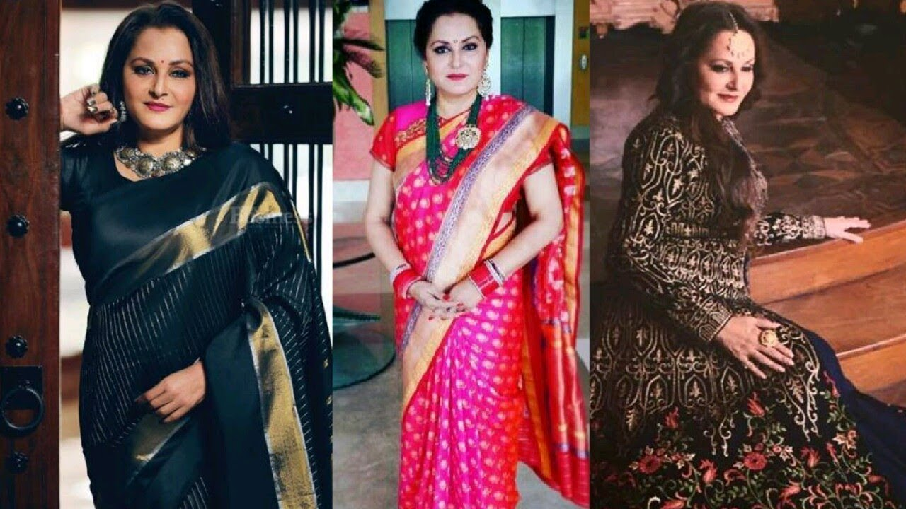 Some interesting things related to Jaya Prada that pervades BJP