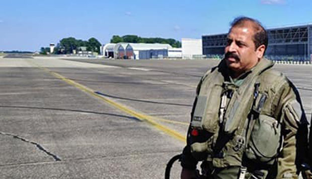 RKS Bhadoria new air force chief