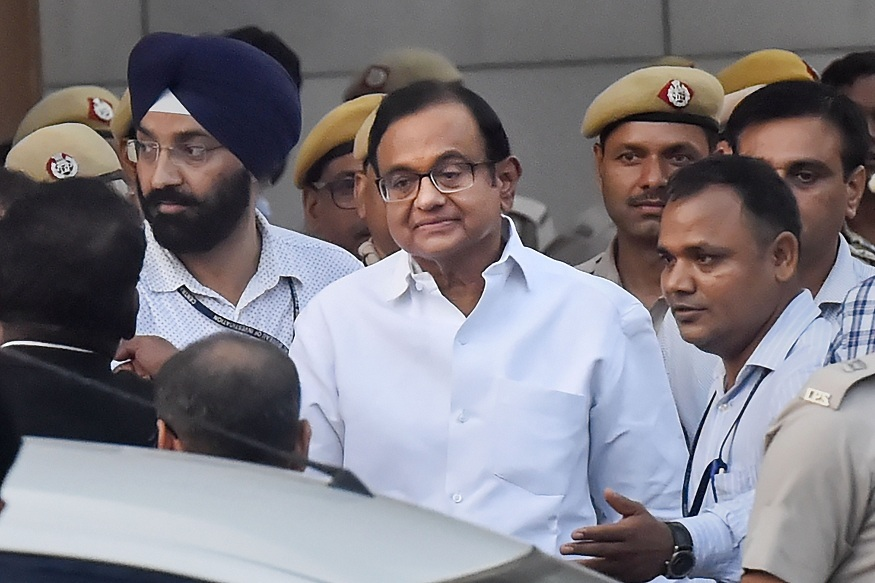 Chidambaram is not getting nutritious food in jail