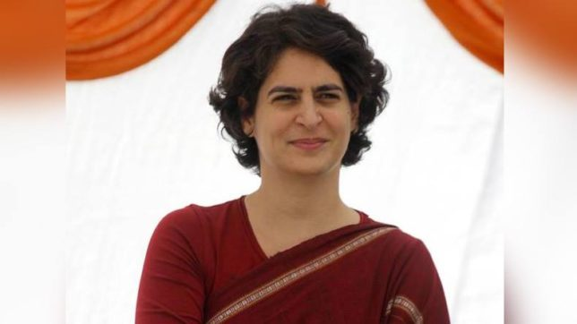 It was the power of public and journalism that SIT arrested Chinmayanand - Priyanka Gandhi Vadra