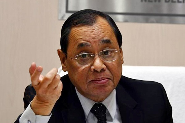 Today, the last day of CJI Ranjan Gogoi's office, notice in 10 cases issued in 3 minutes