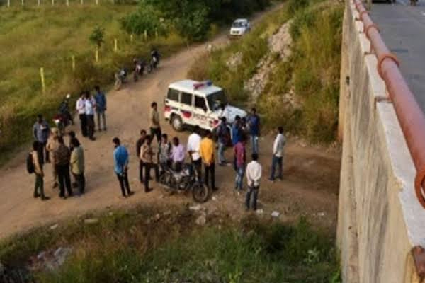 Hyderabad case: gangrape on highway, four accused killed there