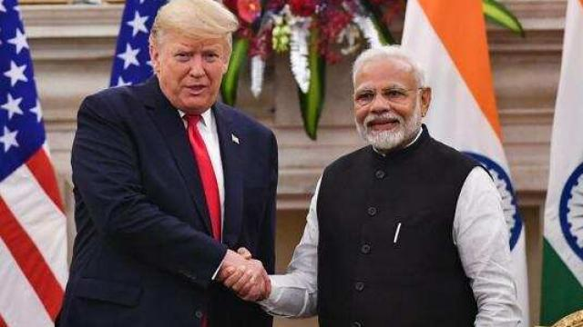 India and US seal defense deal, agree to negotiate trade deal