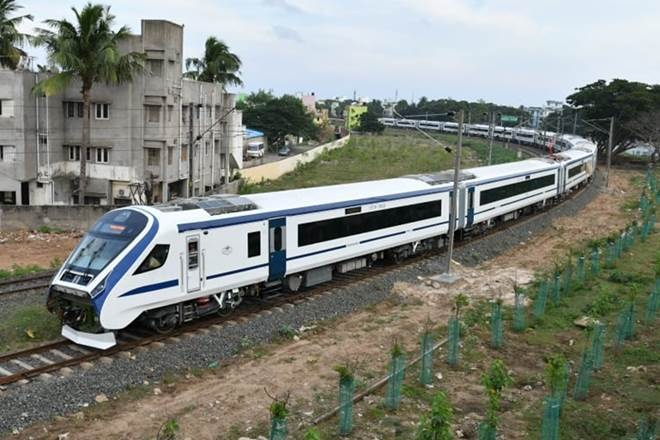 Indian Railways may cancel Chinese company's bid for Vande Bharat Express