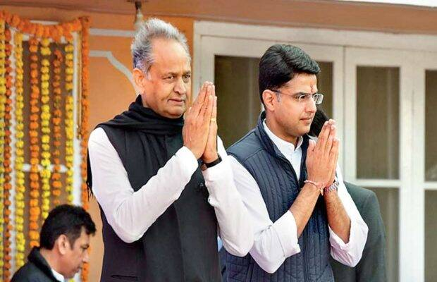Understand 10 points, the political developments going on in Rajasthan till now
