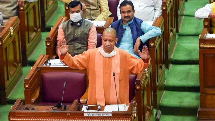 Chief Minister Yogi Adityanath attacked SP, BSP and Congress
