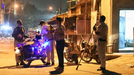 Night curfew imposed in Punjab till April 30, will remain in force from 9 am to 5 am