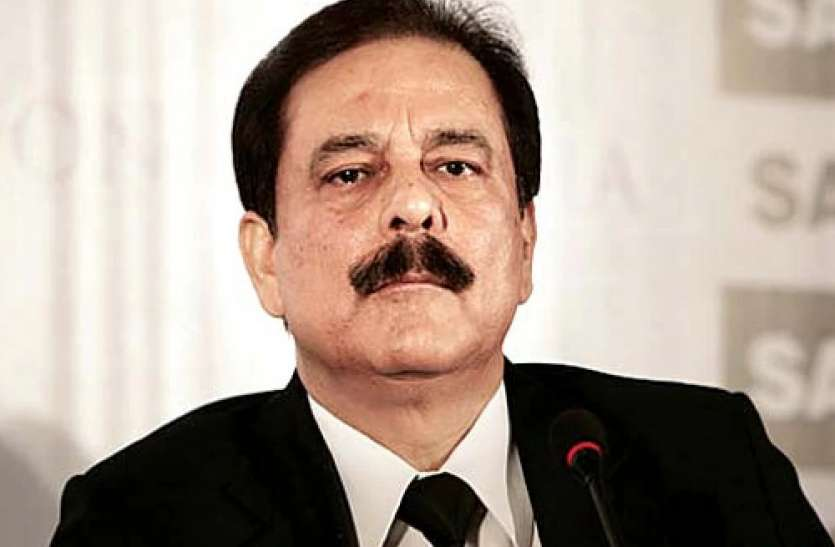 Subrata Roy became Corona positive, appeals to be the safest